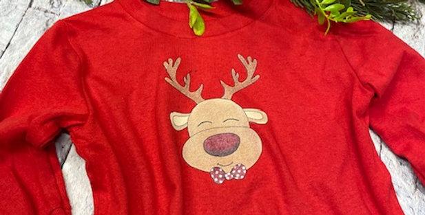 """""""Reindeer"""" LS tshirt"""