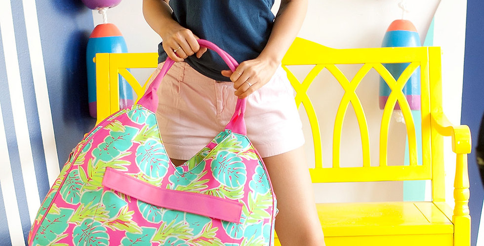 Totally Tropics Beach Bag