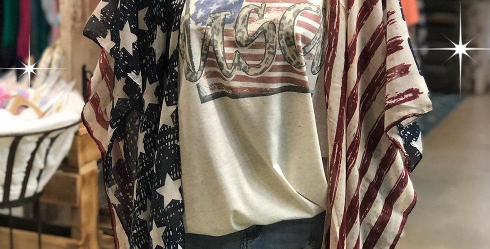 USA Patriot Tshirt