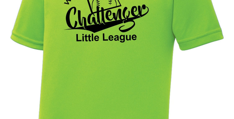 Challenger-Youth RacerMesh® Tee Short Sleeve