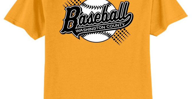 Baseball-Adult Core Blend Tee Short Sleeve