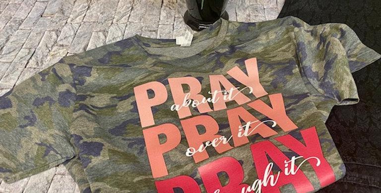 PRAY PRAY PRAY Tee