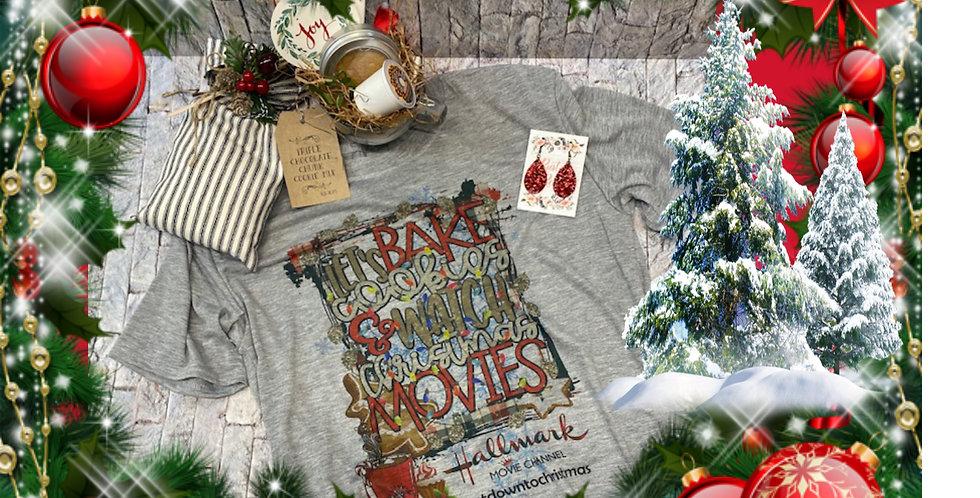 """""""Hallmark Movie"""" Softstyle Tee"""