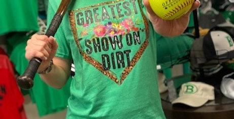 """Greatest Show on Dirt"" Tshirt"