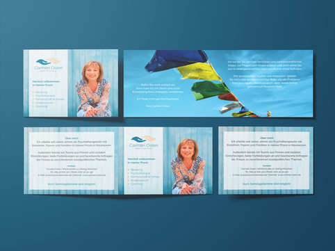 Printdesign, Flyer