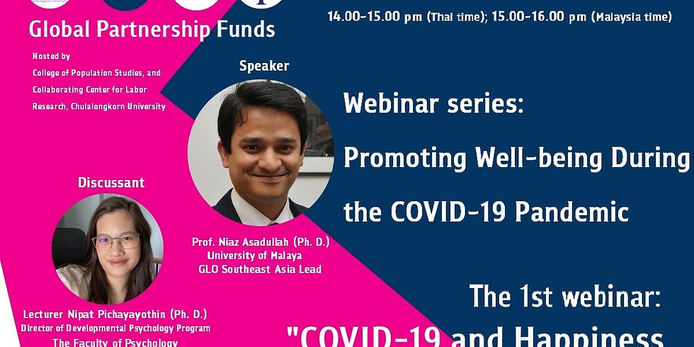 COVID-19 and Happiness Among Adolescents in Bangladesh
