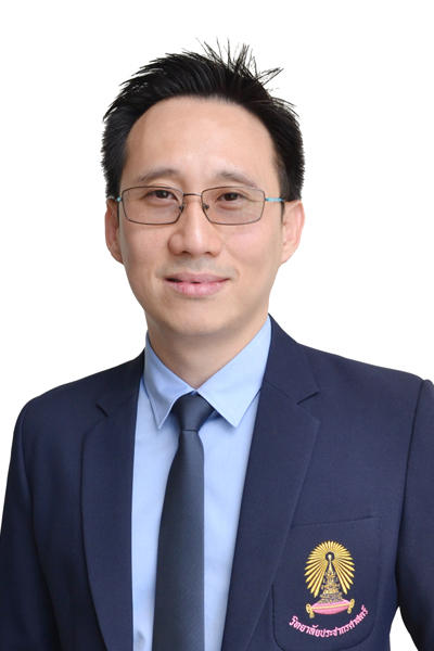 Assist. Prof. Yot Amornkitvikai, Ph. D.