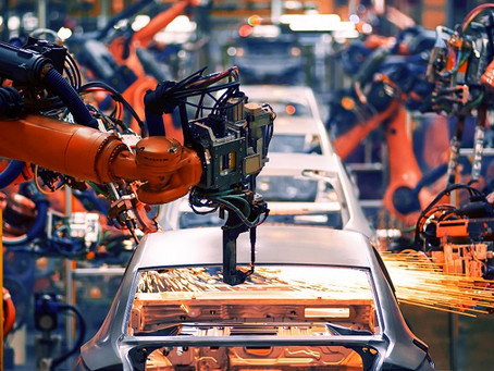 Ep. 1 Collar discusses : CAR INDUSTRY AT THE PANDEMIC TURN
