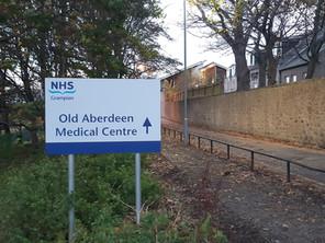 NHS Grampian boss pays tribute to 'massive, Herculean effort' of healthcare workers