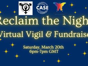 """Reclaim the Night"": Virtual vigil for Sarah Everard shows importance of fighting discrimination"