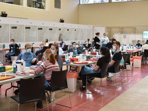 Covid-19 asymptomatic testing begins on University campus