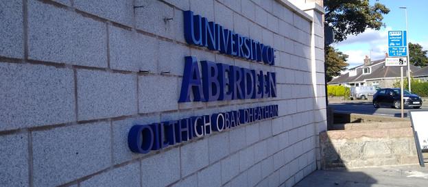 University Crest Stolen: culprits remain at large