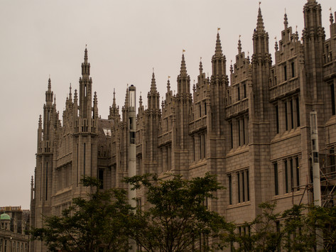 Forthcoming reopening plans for new Marischal College Museum