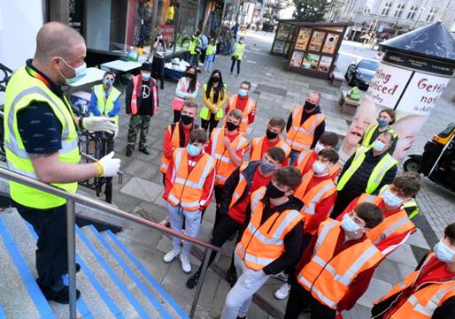 Aberdeen community project restarts homeless aid despite Covid-19