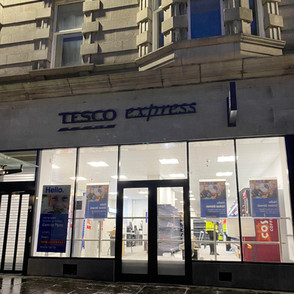 Aberdeen welcomes the first Scottish Tesco to open in two years