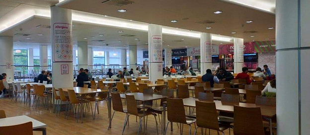 'Hugely Overpriced': University responds to complaints about Food Court