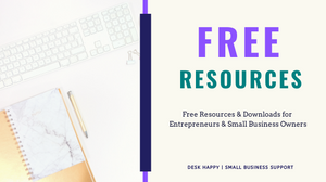 Free Resources for Entrepreneurs & Small Business Owners