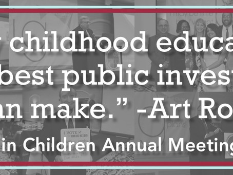 Invest in Children 2018 Annual Meeting