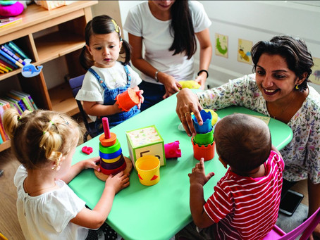 Business Leaders, Child Care Providers Voice Support for Bill to Expand Access to Quality Child Care