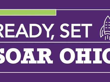 Ready, Set, Soar Ohio Presents Legislative Champion Award to Sen. Blessing and Rep. Russo