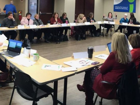 Groundwork Ohio Brings the Voice of Young Children to Medicaid Managed Care Procurement