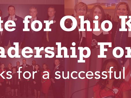 RECAP: Vote for Ohio Kids Leadership Forum