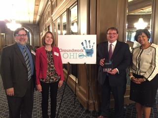 Groundwork Honors Ohio Legislators with Awards on Advocacy Day