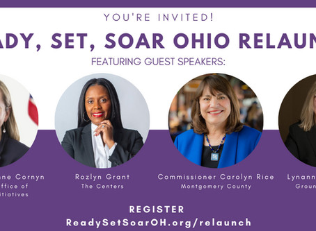 Join Us for the Ready, Set, Soar Ohio Relaunch