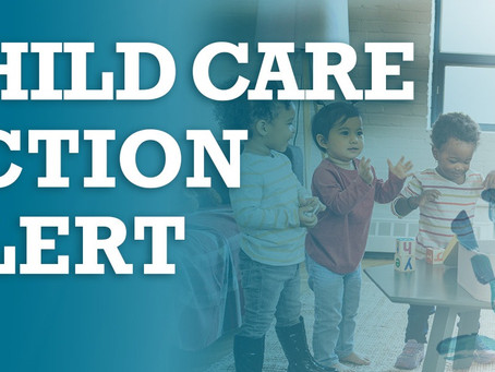 Act Now to Save Step Up to Quality and the Early Childhood Education Workforce