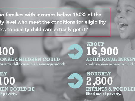What if we expanded child care eligibility in Ohio?