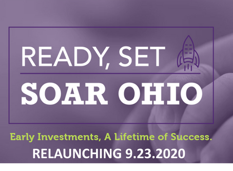 Save the Date! Ready, Set, Soar Ohio Relaunch