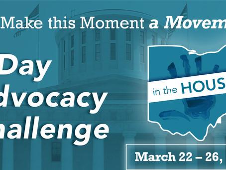 Advocacy Challenge Day 5: Celebrating Early Childhood Advocates