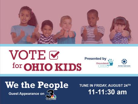 #Vote4OhioKids on WKYC!