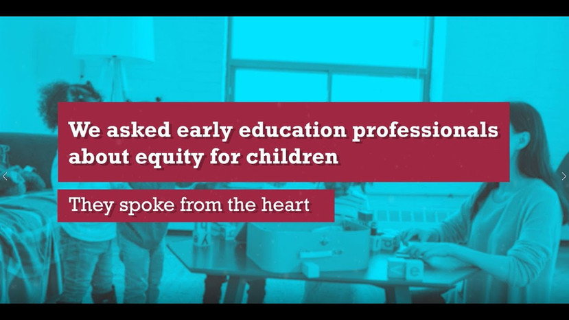 Ohio Early Childhood Race and Rural Equity