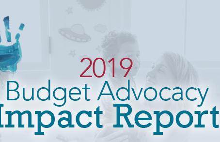 Groundwork's 2019 Budget Advocacy Impact Report