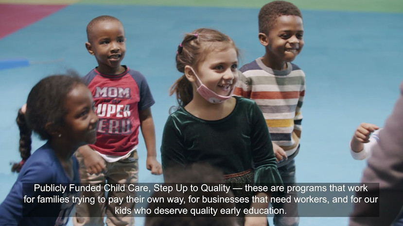 Quality Matters In Child Care