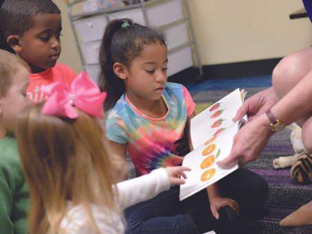 Chris Burns: A Strong Workforce Relies on Quality Child Care