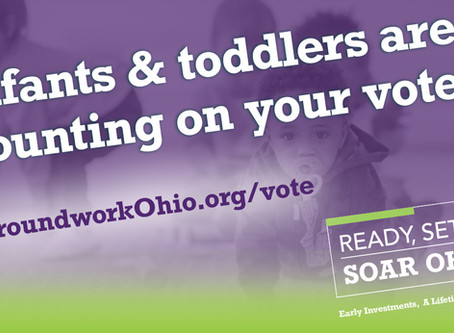 Help Encourage Your Network to Get Out the Vote for Young Children