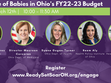 The State of Babies in Ohio's FY22-23 Budget