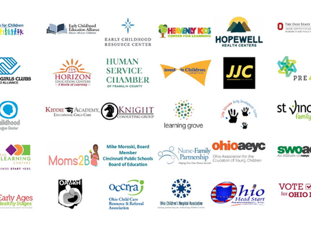 Groundwork Ohio and 60 Early Childhood Partners Make Urgent Child Care Request to Governor DeWine