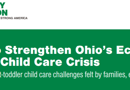 ReadyNation Releases New Child Care Report