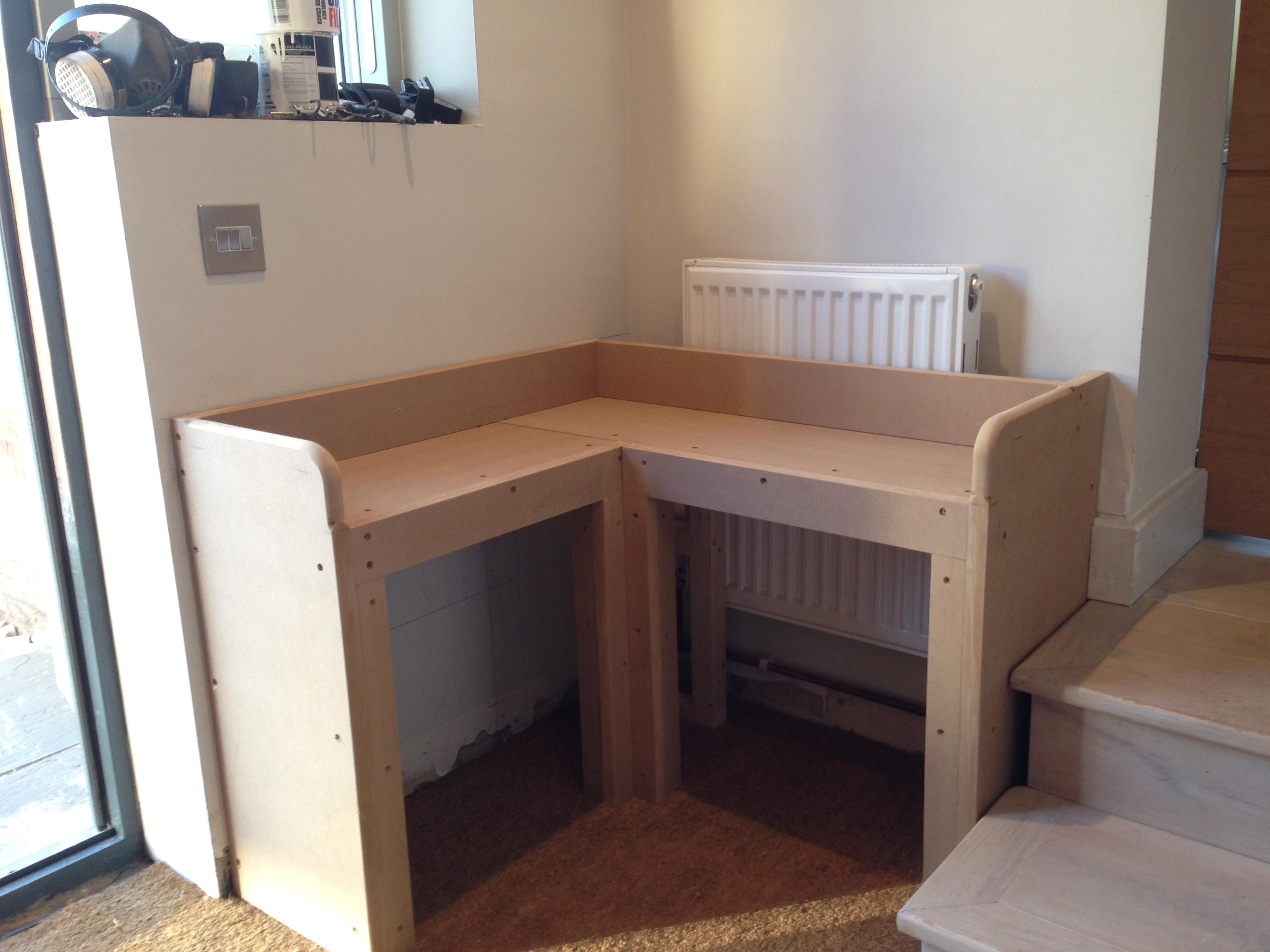 Corner Seat Netherbury