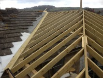 Roof Beaminster