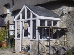 Porch Evershot