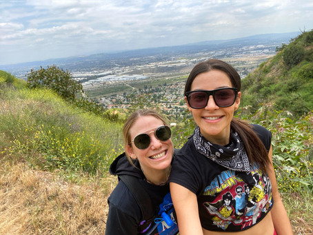 California Trails are OPEN and its Social Distancing Approved!
