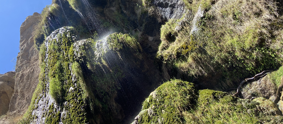 The Most Breathtaking Waterfall in Los Angeles - but it comes with some DANGER