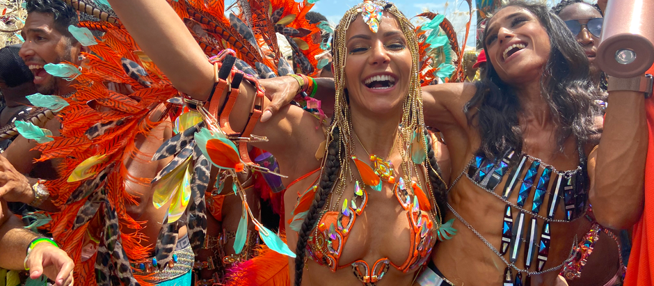 My 1st Whine at Trinidad Carnival - Top 10 Things You Need To Know