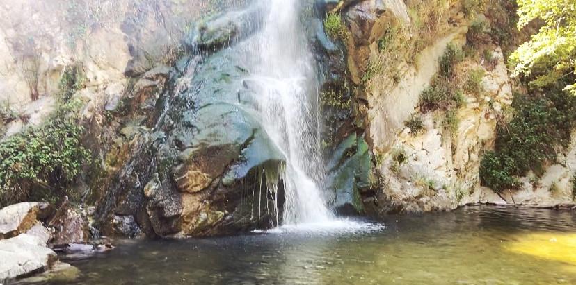 Visit Sturtevant Falls, Best Family Friendly Hike / Waterfalls in Los Angeles