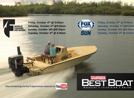 Florida Sportsman Best Boat Features Hill Tide 22
