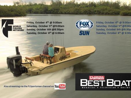 Florida Sportsman Best Boat Features Hill Tide 22